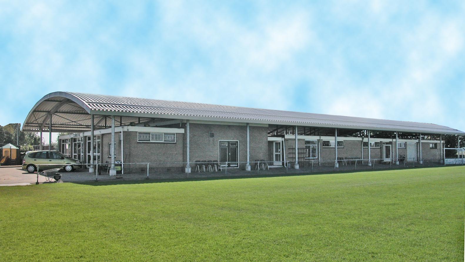 Uitbreiding sportcentrum Alblasserwaard midden
