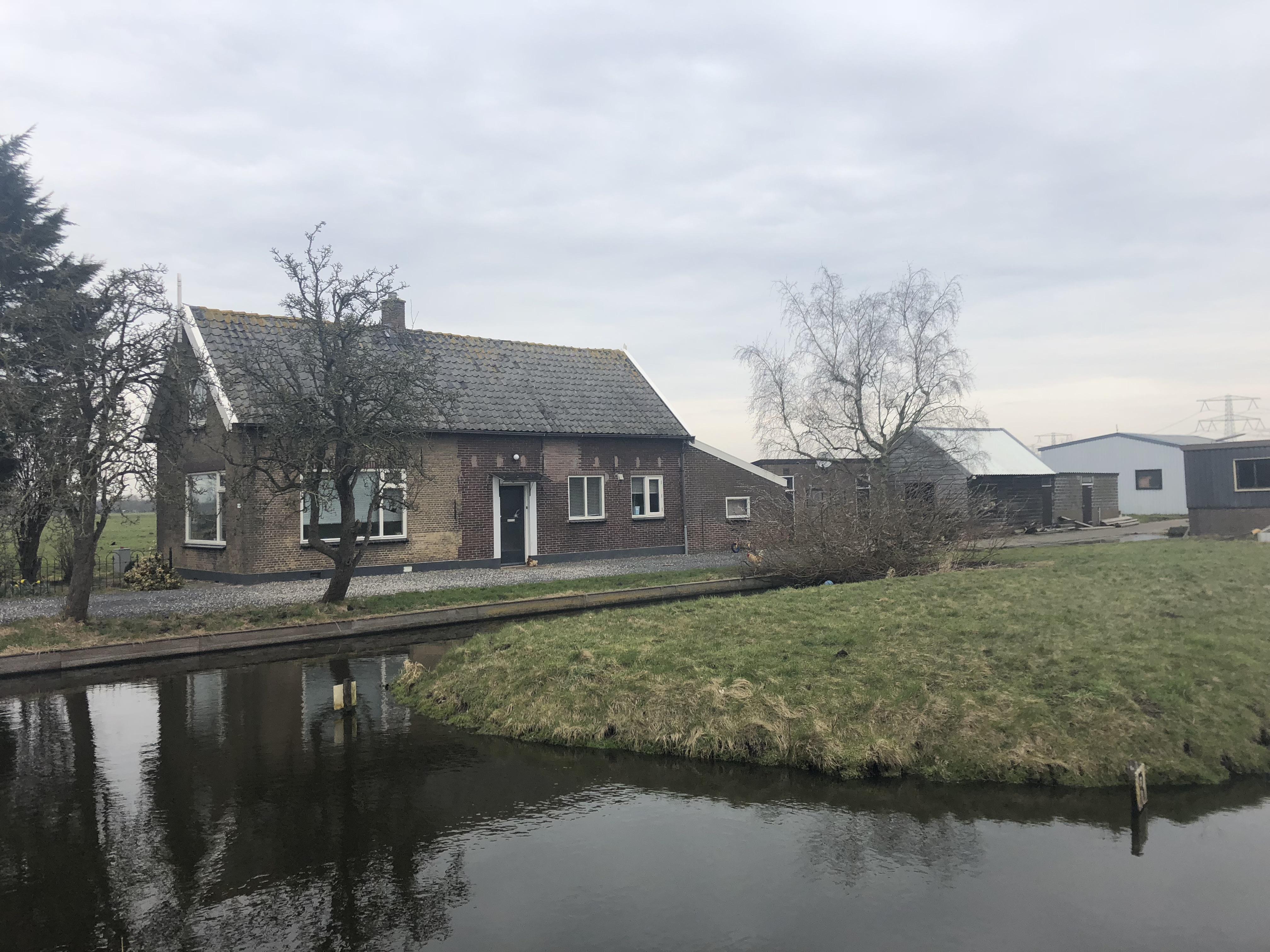 bestaande bouw Lekkerkerk